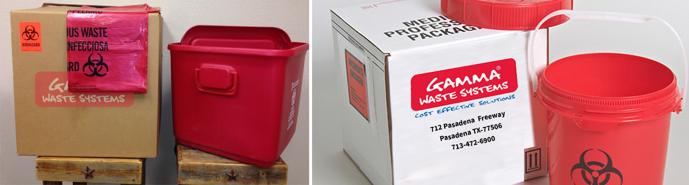 huge selection of 41b2d 0a413 Medical Waste Management by Mail